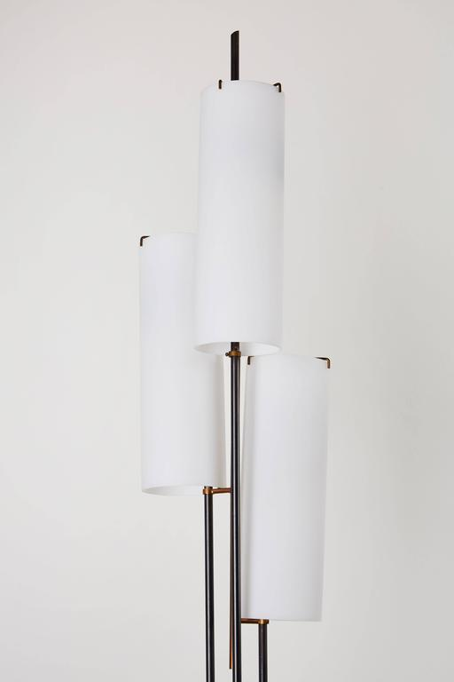 Three Shade Floor Lamp by Stilnovo 3