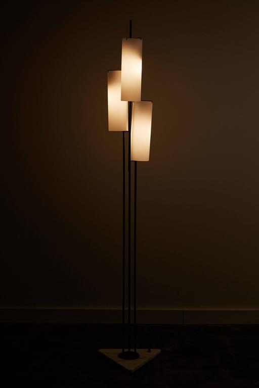 Three Shade Floor Lamp by Stilnovo 2