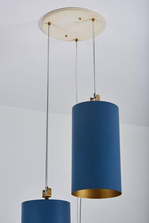 Twenty Three Cylindrical Shades by Louis Poulsen 5