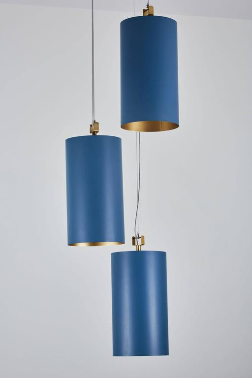 Twenty Three Cylindrical Shades by Louis Poulsen 4