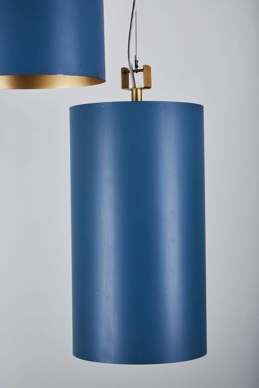 Twenty Three Cylindrical Shades by Louis Poulsen 7