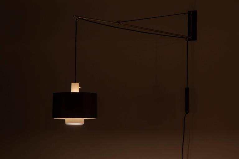 Model 2061 Wall Light by Gaetano Sciolari for Stilnovo 2