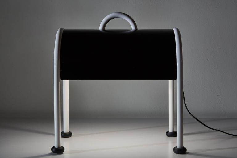 'Valigia' Desk Lamp by Ettore Sottsass for Stilnovo 3