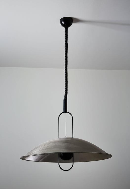 Late 20th Century Macumba Pendant Light by Ernesto Gismondi for Artemide For Sale