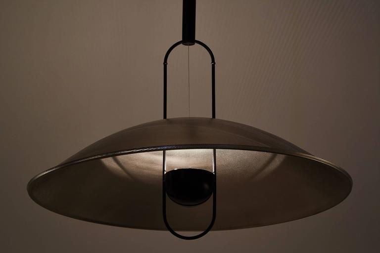 Italian Macumba Pendant Light by Ernesto Gismondi for Artemide For Sale