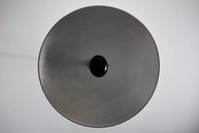 Aluminum Macumba Pendant Light by Ernesto Gismondi for Artemide For Sale