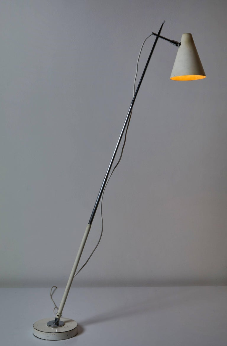 Mid-20th Century Floor/Table Lamp by Giuseppe Ostuni for Oluce For Sale