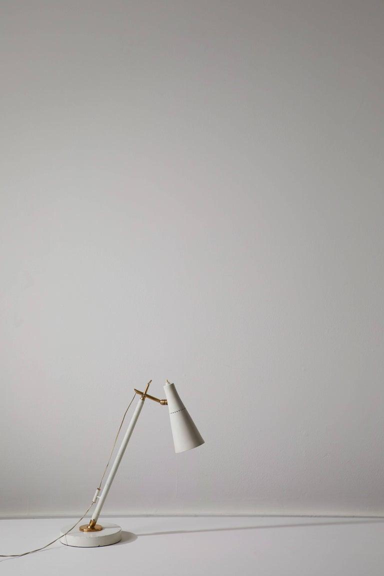 Italian Model 201 Floor Lamp by Giuseppe Ostuni for Oluce For Sale