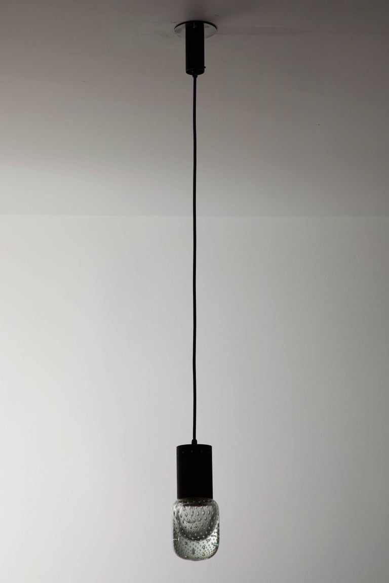 Set of Pendants by Gino Sarfatti for Arteluce 4