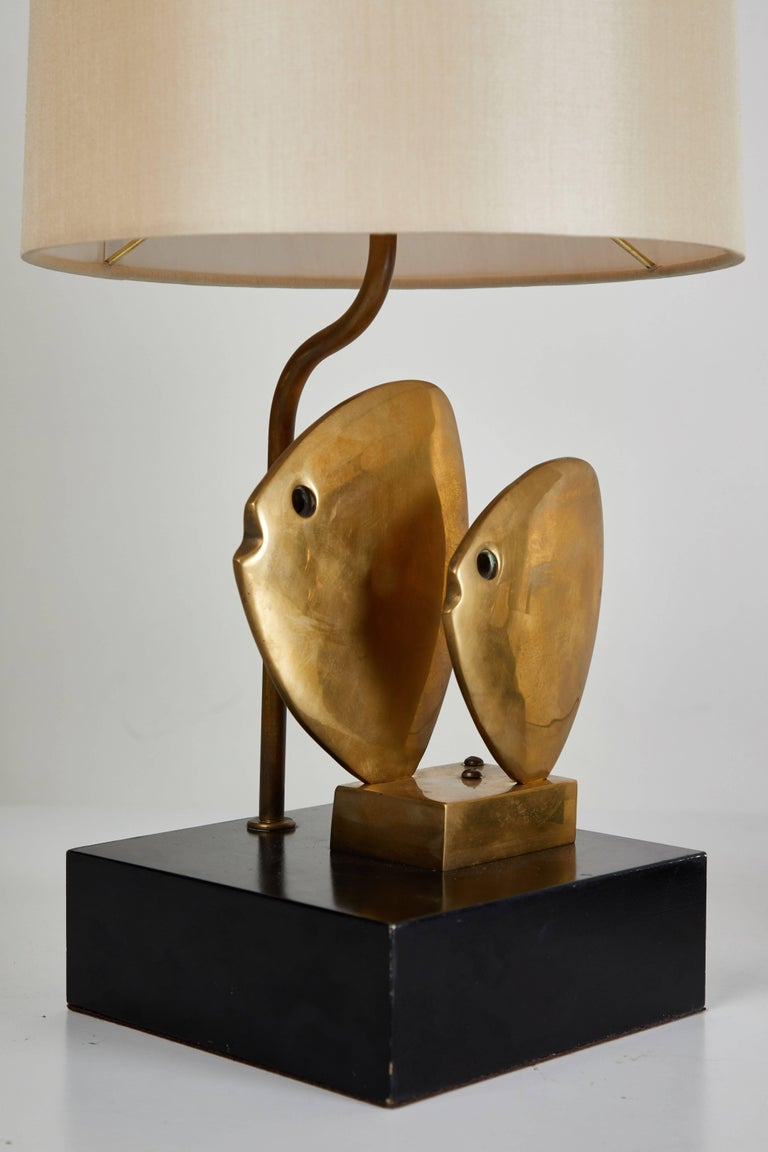 Late 20th Century Pair of French Table Lamps For Sale