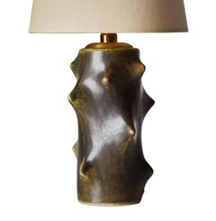 Knud Basse Table Lamp by Michael Andersen & Son