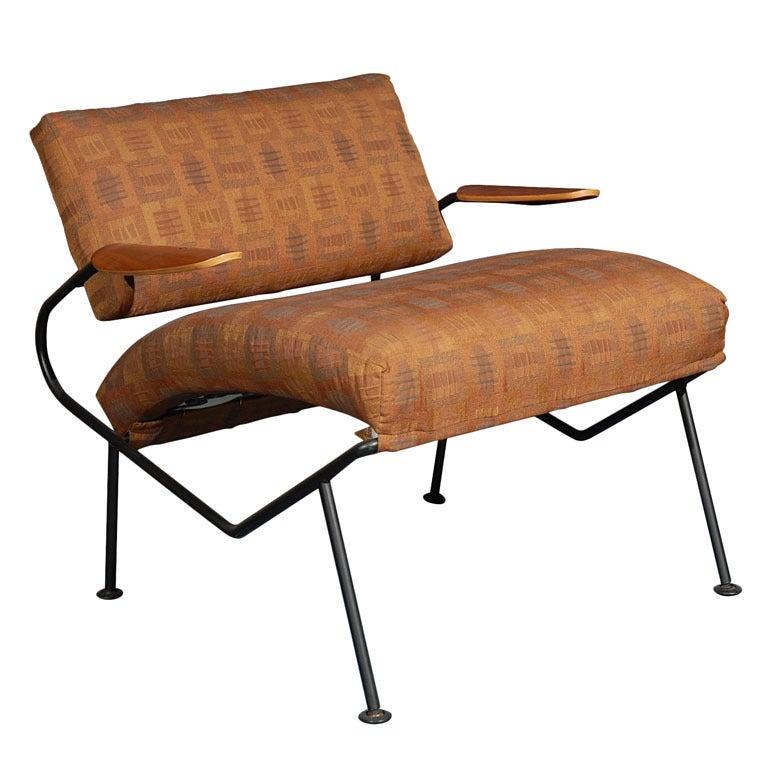Dan Johnson Lounge Chair