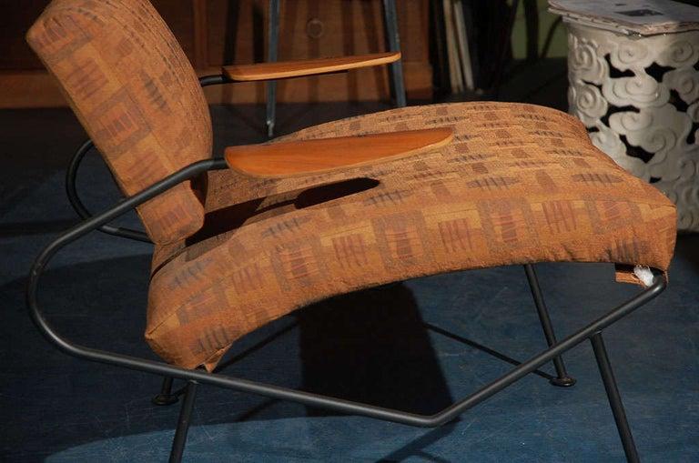 Dan Johnson Lounge Chair For Sale 2