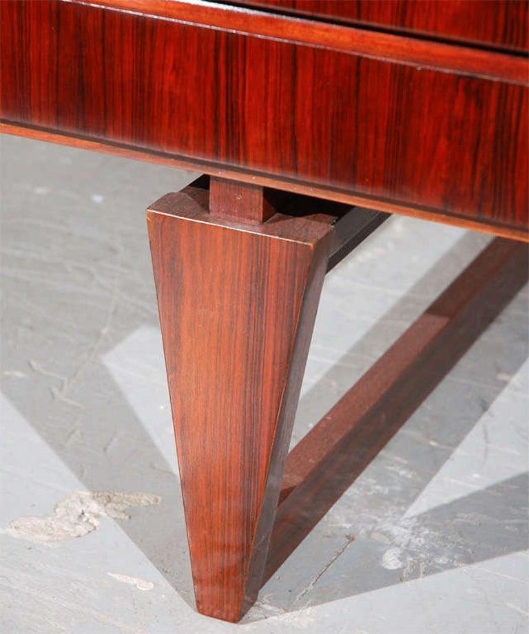 Danish Rosewood Desk from Denmark For Sale