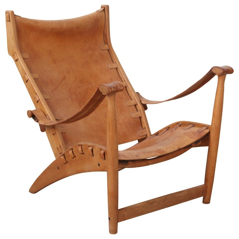 Mogens Voltelen 'Copenhagen' Chair For Sale