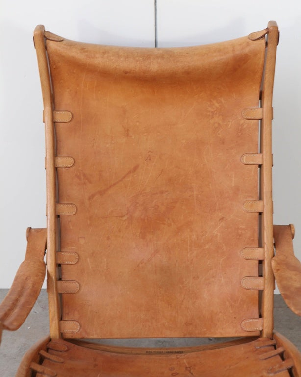 Mid-20th Century Mogens Voltelen 'Copenhagen' Chair For Sale