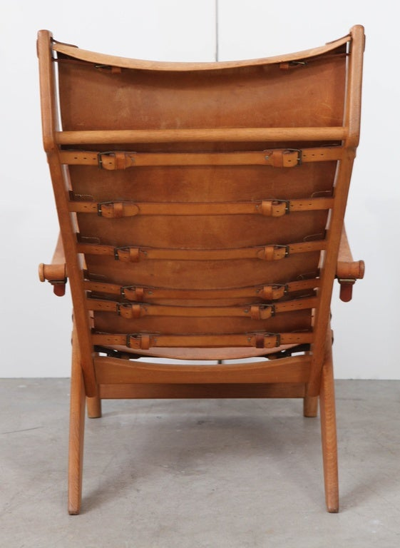 Mogens Voltelen 'Copenhagen' Chair For Sale 2