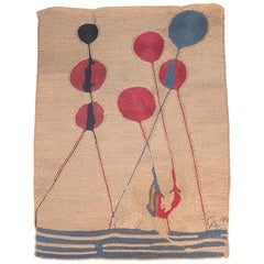 After Alexander Calder 'Balloons' Wall Hanging