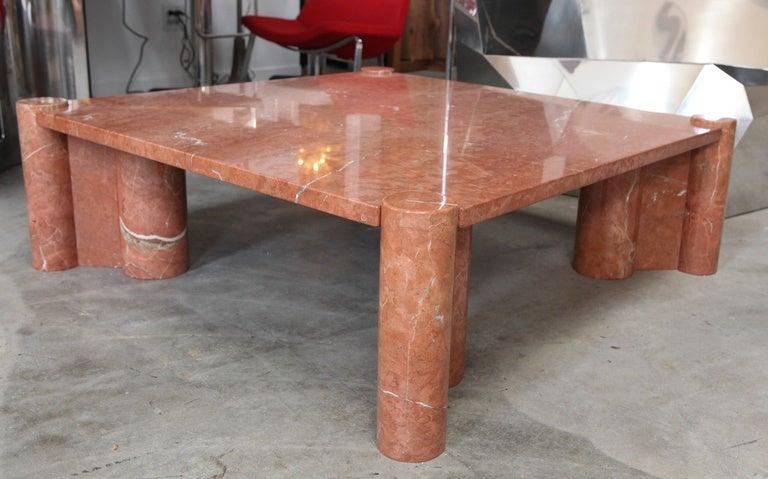 Gae Aulenti Jumbo Coffee Table For Sale At 1stdibs