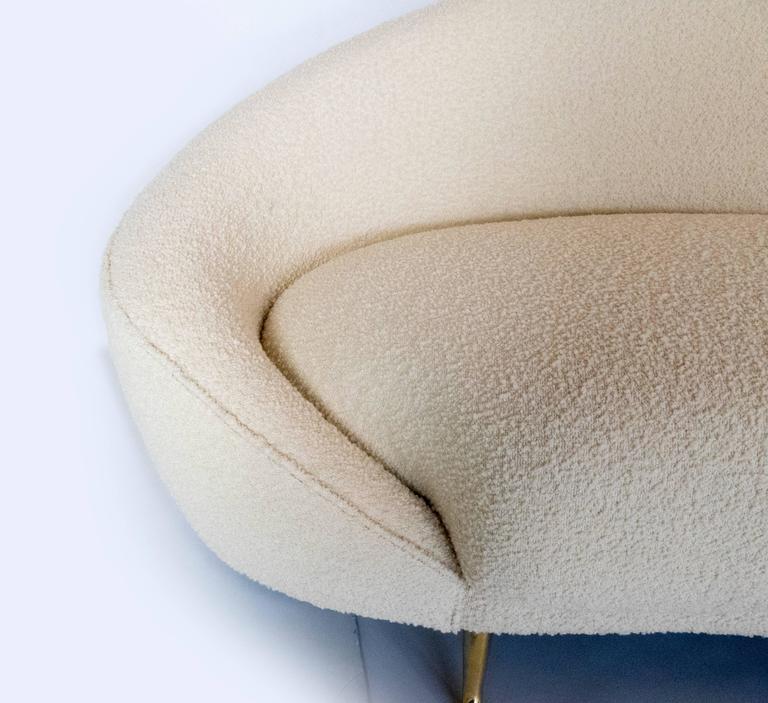 American Arc Sofa by Bourgeois Boheme Atelier For Sale
