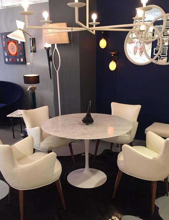 Tulip Table by Eero Saarinen 3