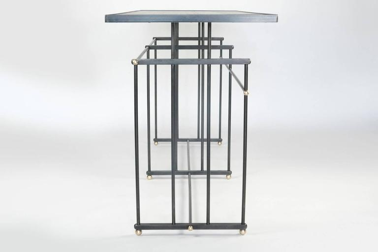 Art Deco Plaisance Console Table For Sale