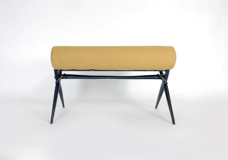 Bel Air Bench by Bourgeois Boheme Atelier In New Condition For Sale In Los Angeles, CA