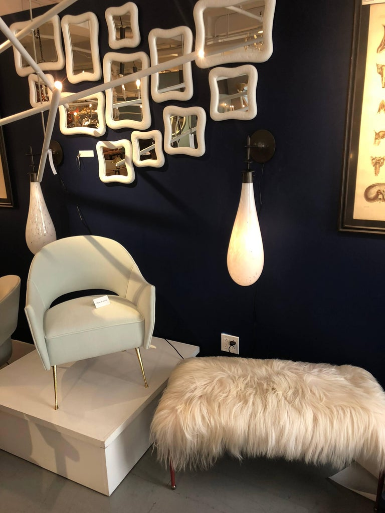 Pair of Vendome Sconce by Bourgeois Boheme Atelier For Sale 2