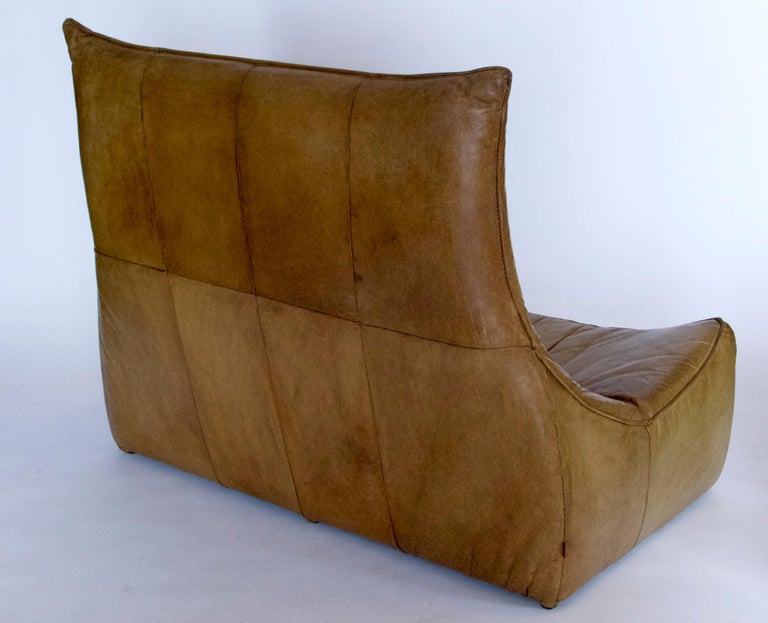 """The Rock"" Love Seat In Good Condition For Sale In Los Angeles, CA"