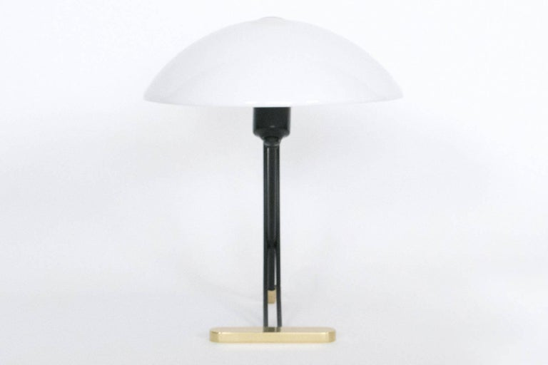 American Jasmin Table Lamp by Bourgeois Boheme Atelier For Sale