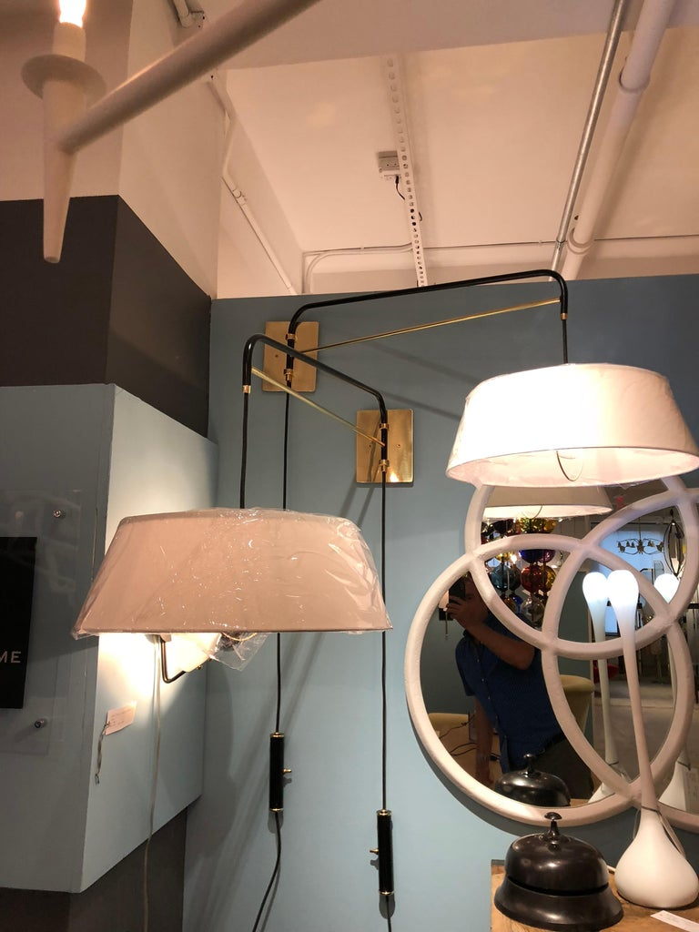 Pair of Danube Sconces by Bourgeois Boheme Atelier For Sale 2
