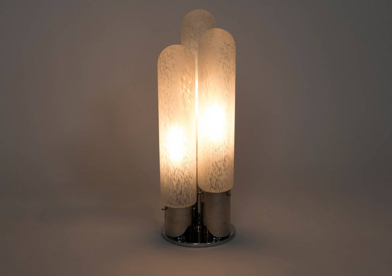 Modern Table Lamp by Carlo Nason For Sale
