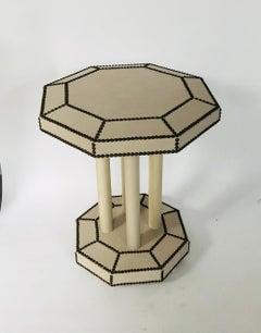 """Rivoli"" Side Table by Bourgeois Boheme Atelier"