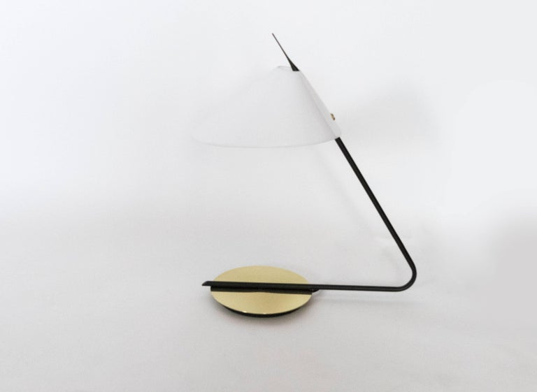Mid-Century Modern Passy Primo Table Lamp, Large Model For Sale