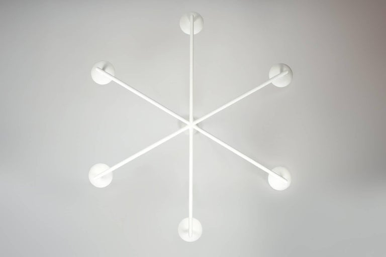Contemporary Couronnes Chandelier by Bourgeois Boheme Atelier For Sale