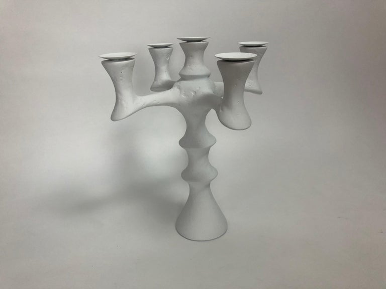 St. Paul Candelabra by Bourgeois Boheme Atelier For Sale 2