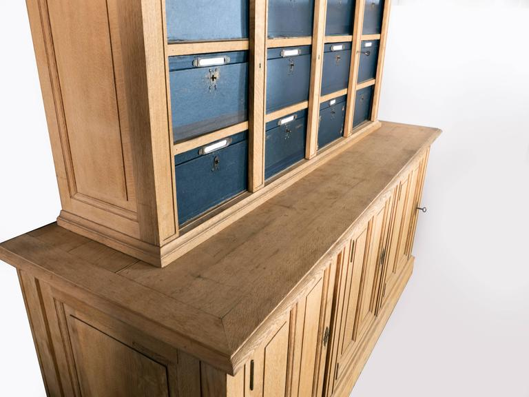 French Notary Cabinet For Sale At 1stdibs