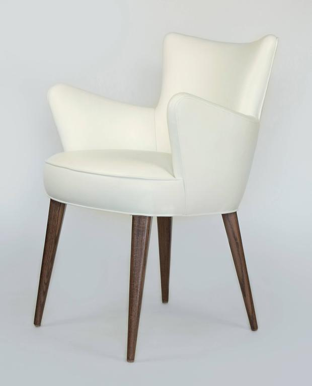 Set of 4 Aube Chairs at 1stdibs