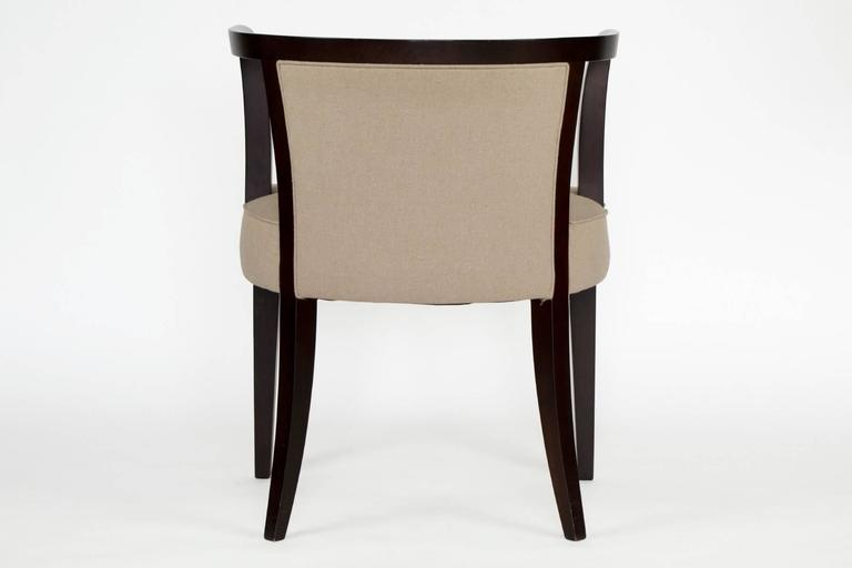 Contemporary Pair of French Armchairs
