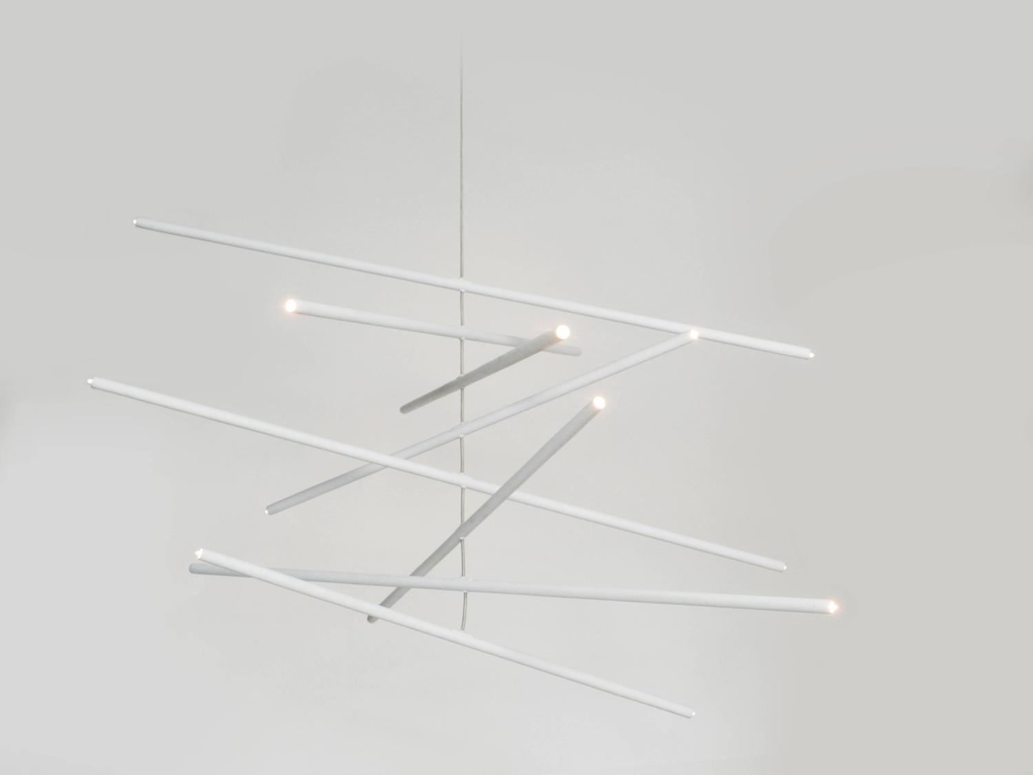 pyramides primo chandelier by bourgeois boheme atelier for sale at 1stdibs