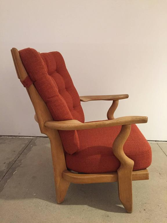 Pair of Armchairs by Guillerme et Chambron In Good Condition For Sale In Los Angeles, CA