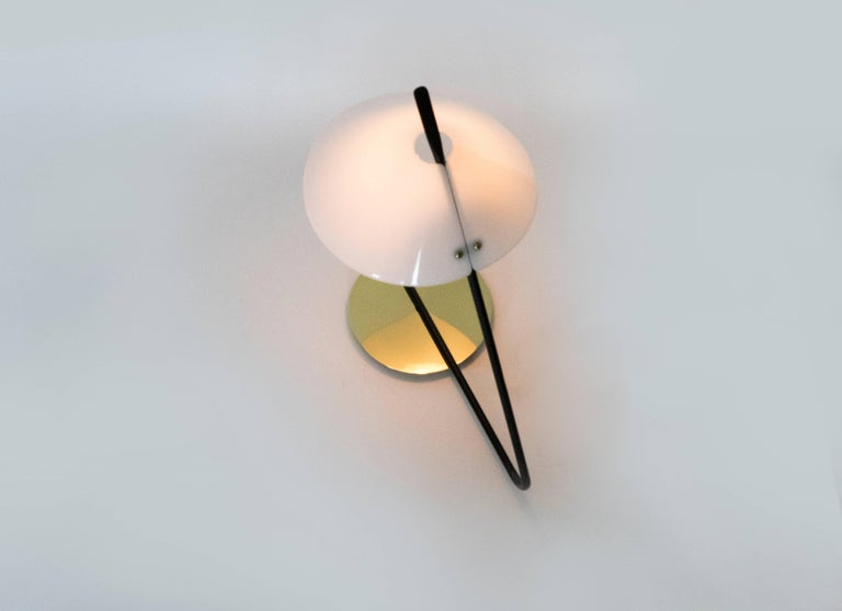 Brass Passy Primo Table Lamp, Large Model For Sale