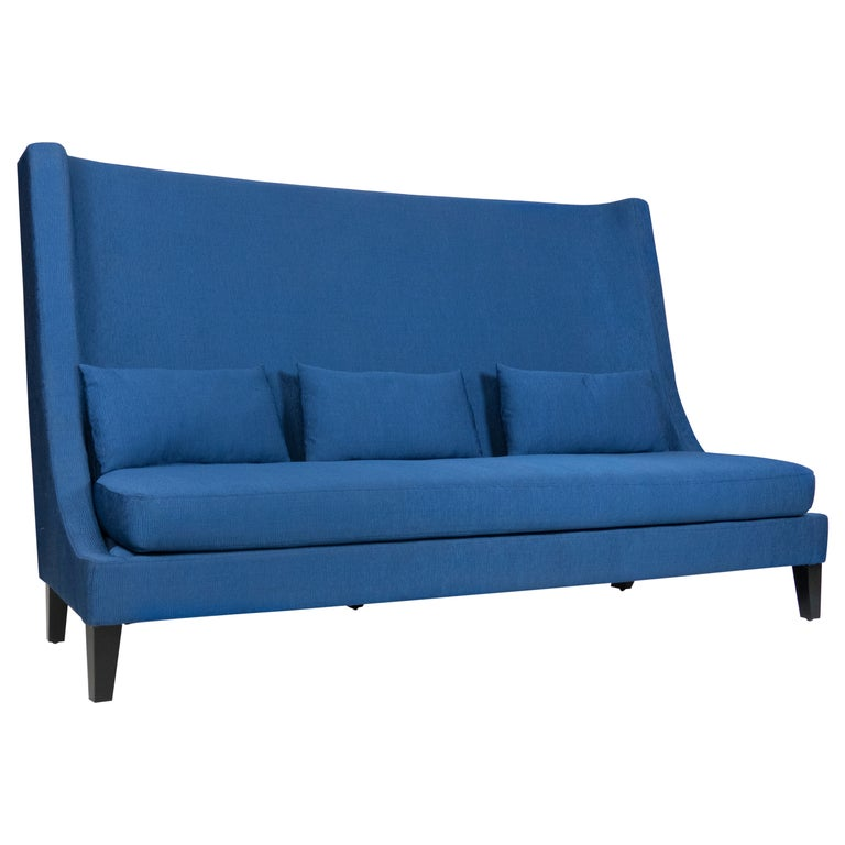 Orb Sofa by Bourgeois Boheme Atelier For Sale