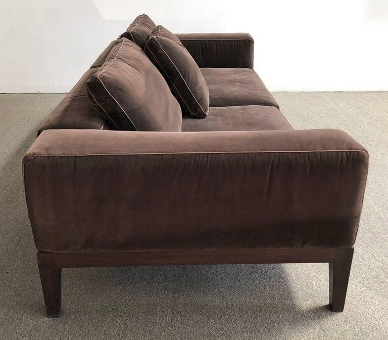 Modern Flexform Sofa by Antonio Citterio For Sale