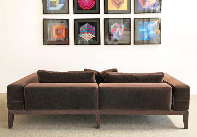Italian Flexform Sofa by Antonio Citterio For Sale