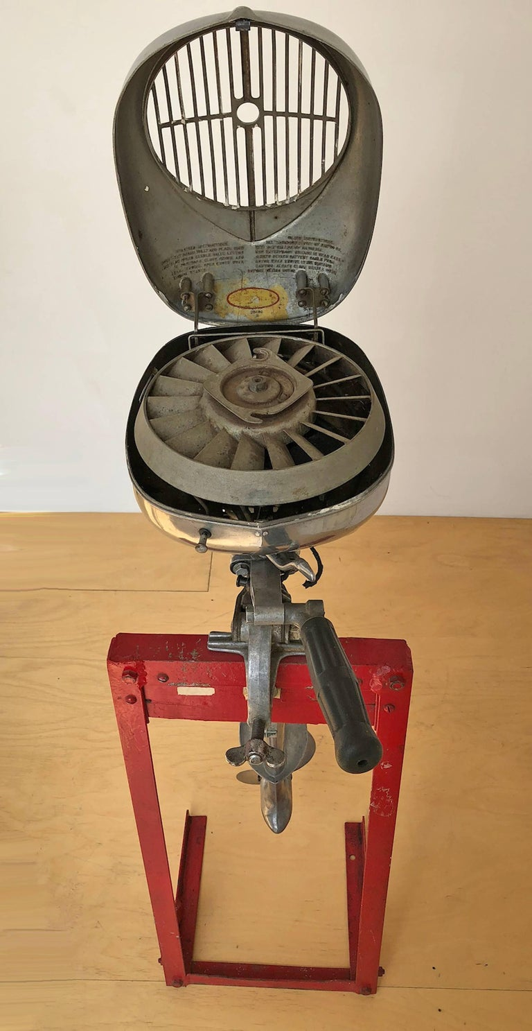 American Machine Age Outboard Motor For Sale 5