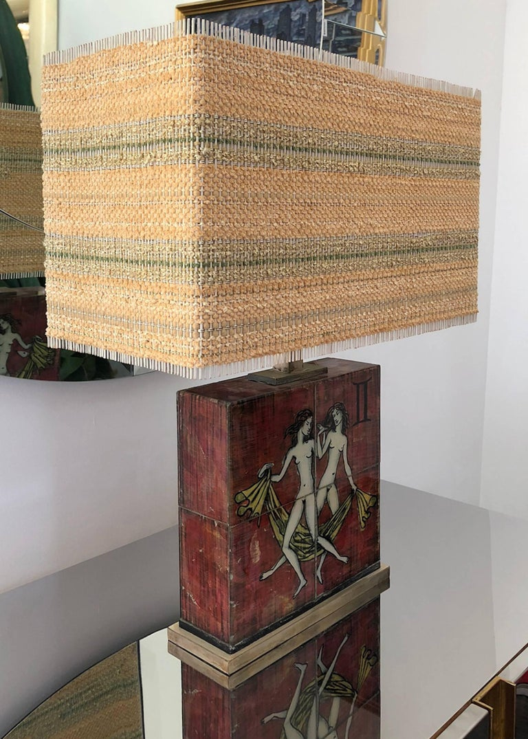 Mid-20th Century Table Lamp by Paul Laszlo and Karin Van Leyden For Sale