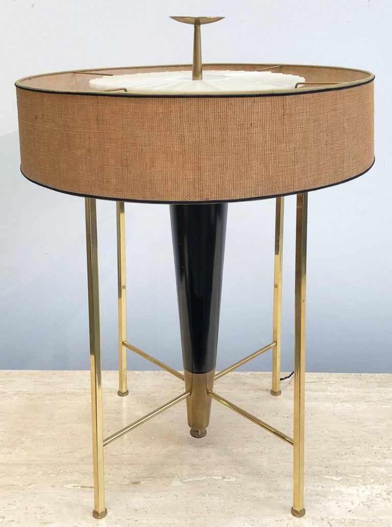 Mid-Century Modern Table Lamp by Stiffel For Sale