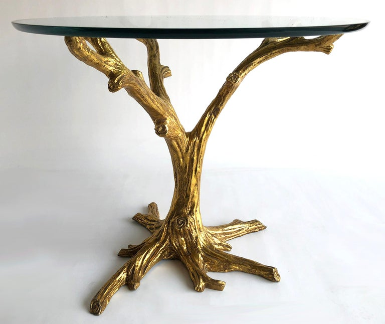 Jacques Duval Brasseur Table In Excellent Condition For Sale In Los Angeles, CA