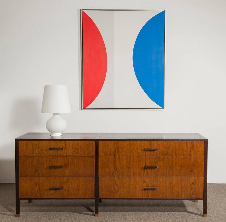 1960s Harvey Probber Six-Drawer Dresser 4